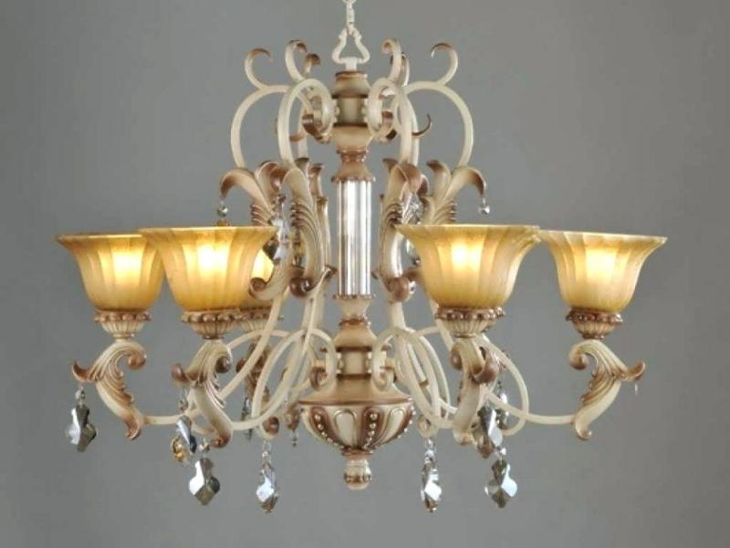 Picture of: Clear Glass Chandelier Replacement Shades