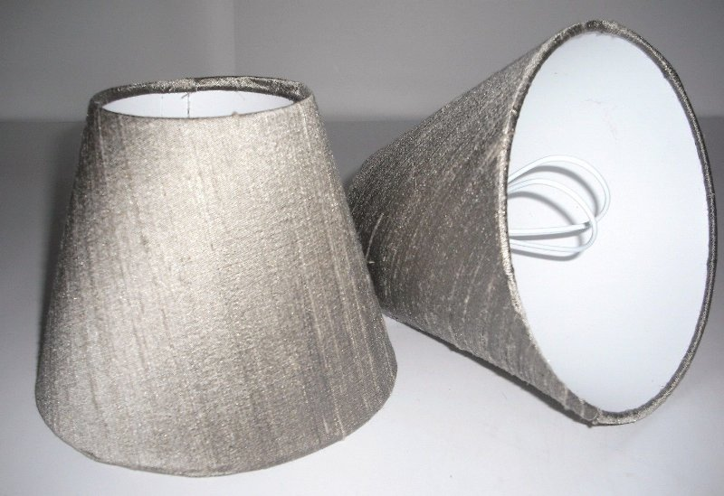 Clip On Bulb Lamp Shades