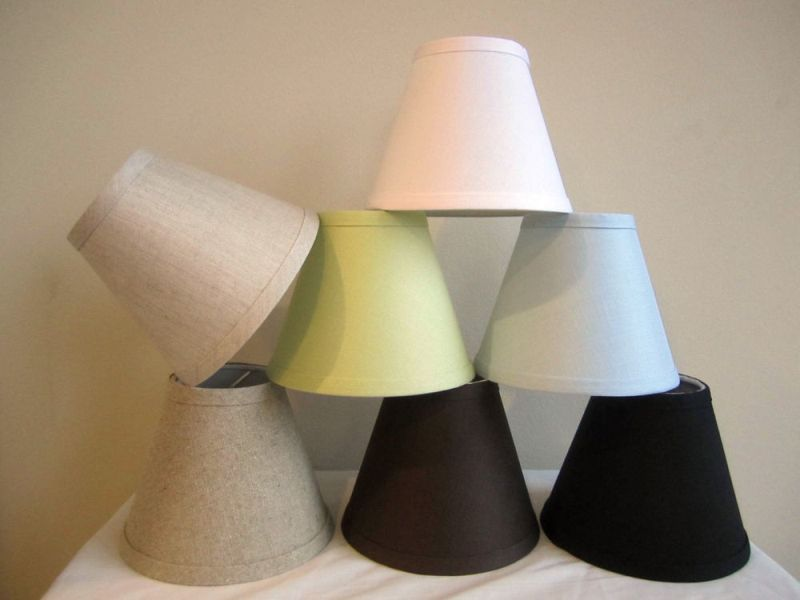 Clip On Lamp Shade