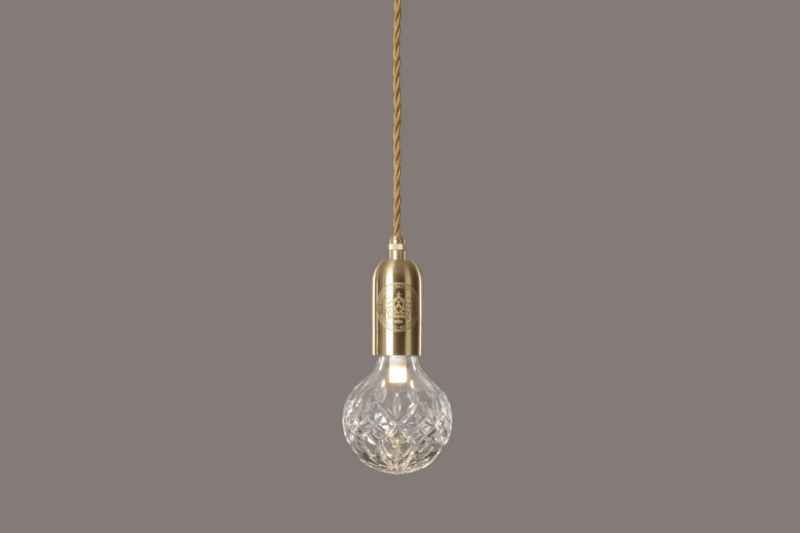 Crystal And Bronze Pendant Lighting Shades