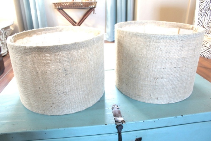 Drum Style Lamp Shade