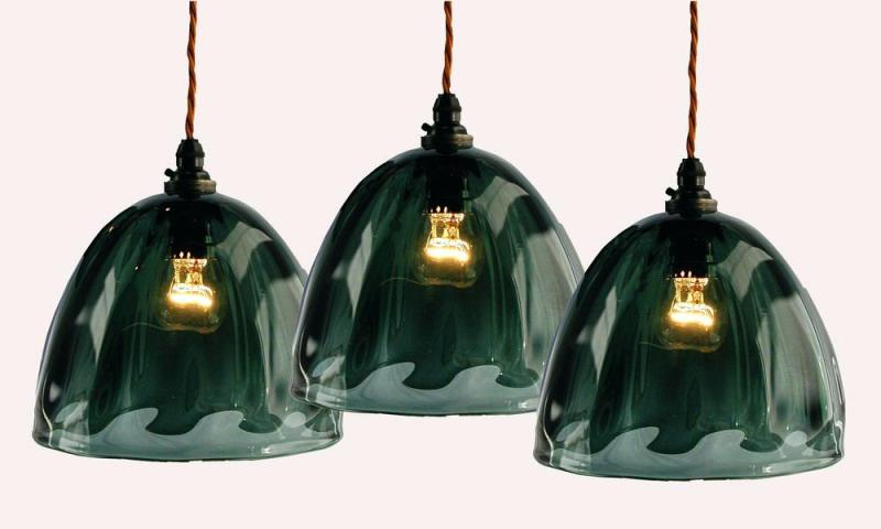 Picture of: Glass Pendant Lamp Shades