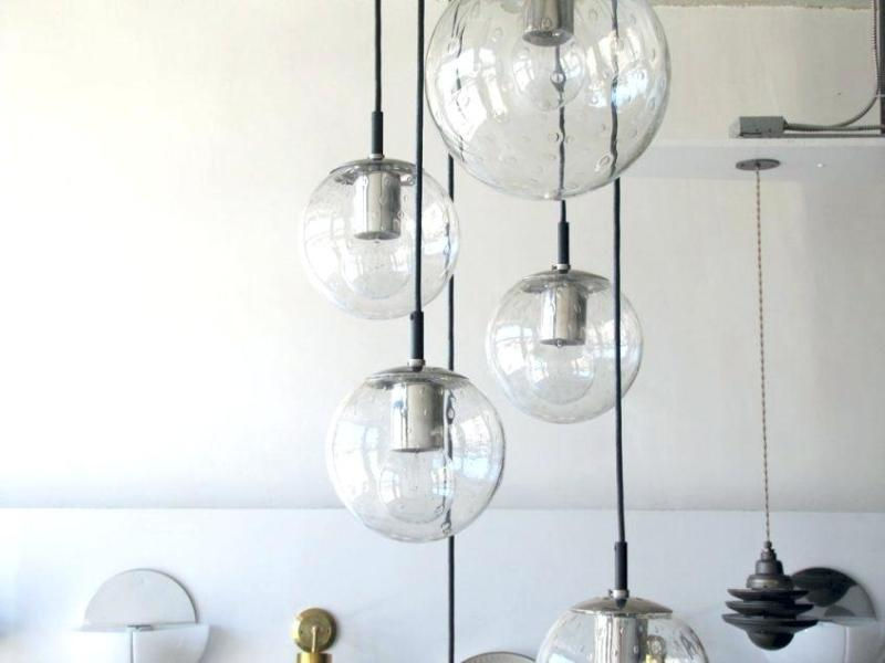 Modern Glass Replacement Shades For Pendants