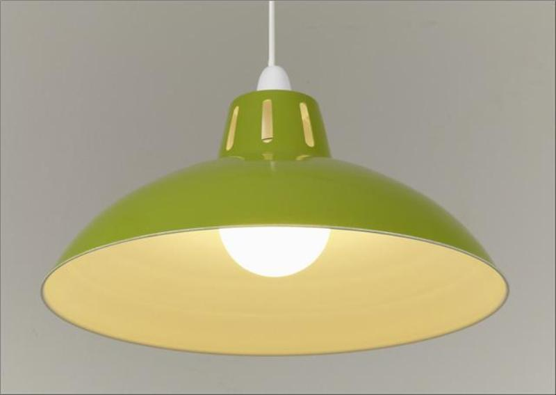 Picture of: Lamp Shade Pendant Light
