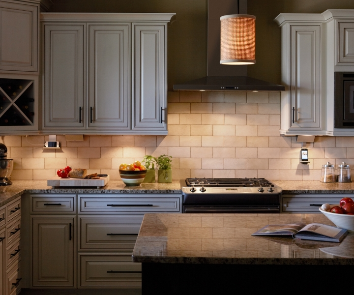 Image of: Led Under Cabinet Lighting Dimmable