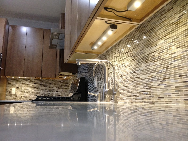 Image of: Led Under Cabinet Lighting Direct Wire