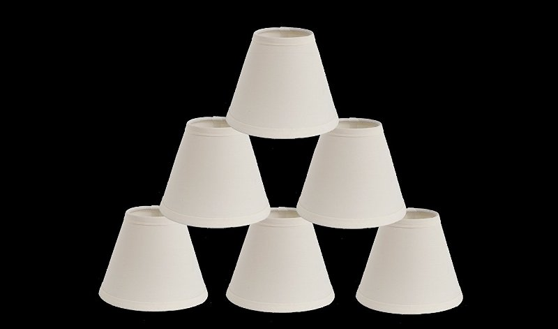 Mini Clip On Lamp Shades
