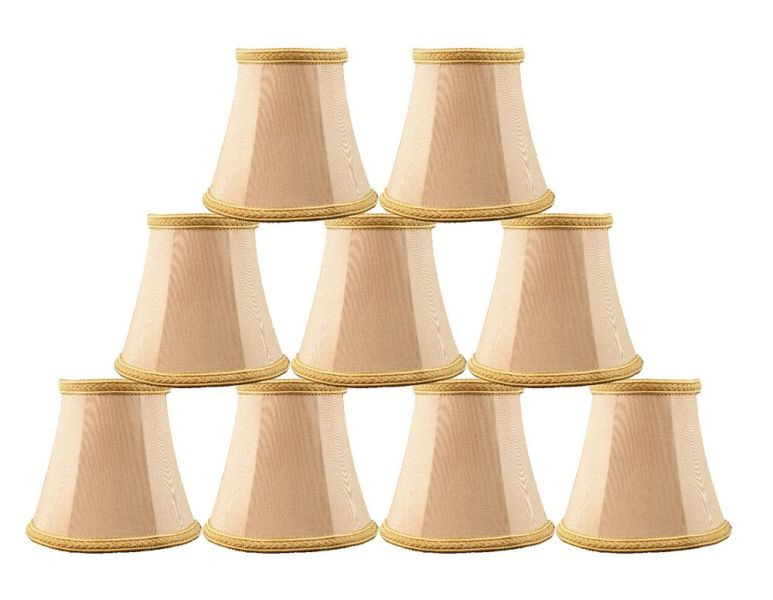 Miniature Lamp Shades For Chandeliers