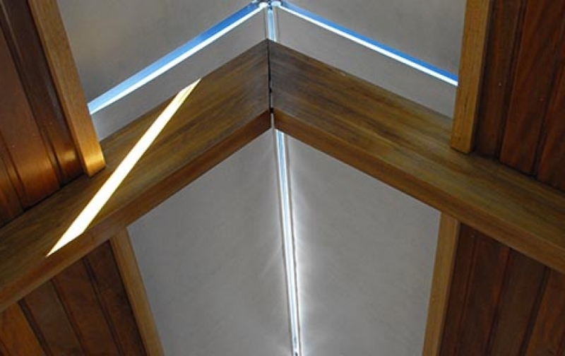 Picture of: Motorized Skylight Shades Lowes