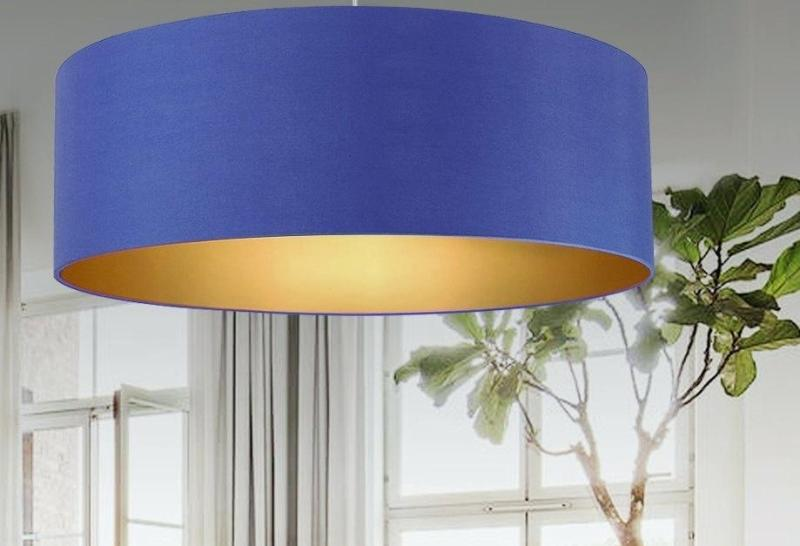 Oval Drum Lamp Shade