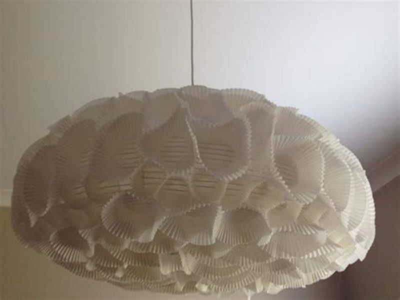 Picture of: Pendant Lamp Shade Paper