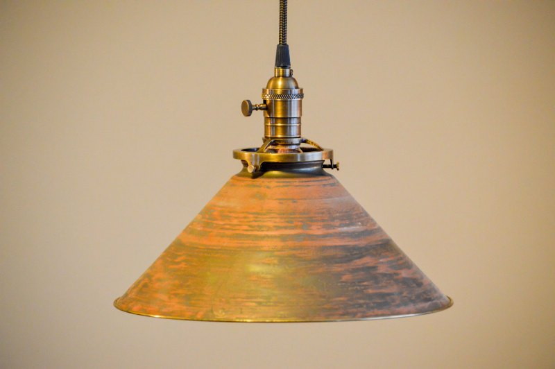 Picture of: Pendant Lamp Shades Metal