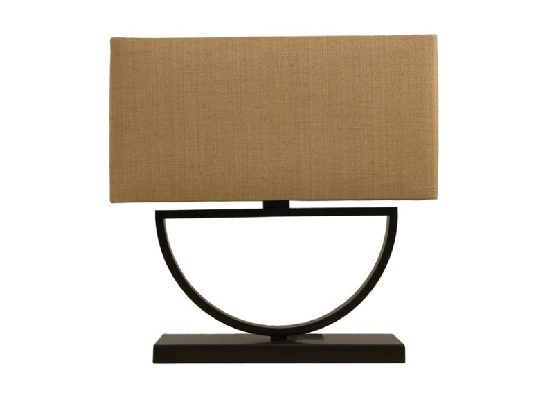 Image of: Rectangular Lamp Shades For Table Lamps