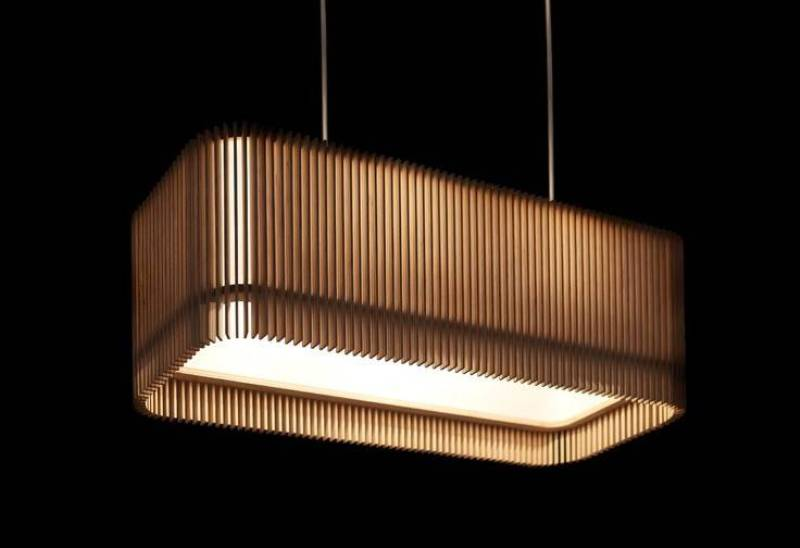 Image of: Rectangular Lamp Shades Only