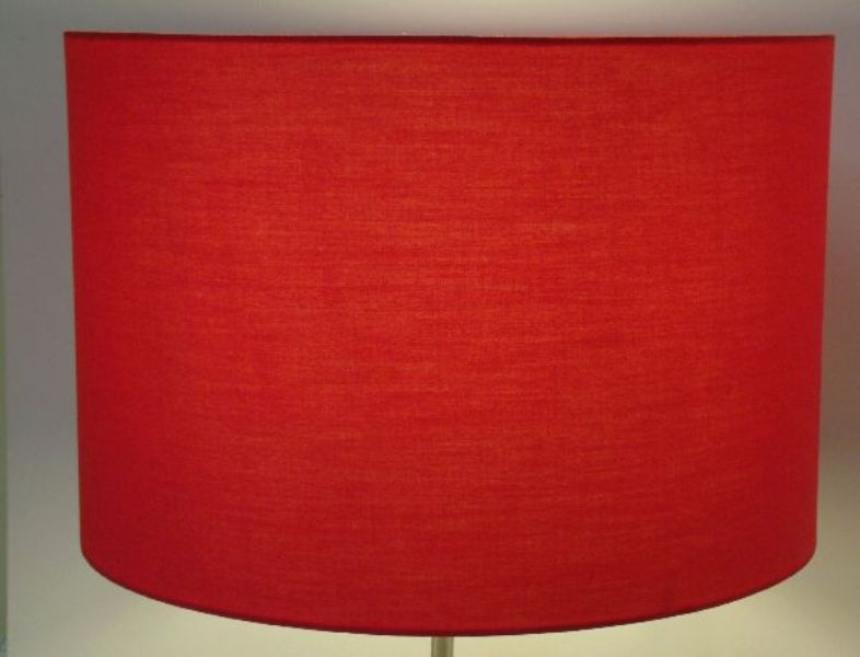 Red Drum Lamp Shade