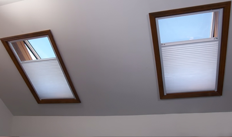 Remote Control Shades For Skylights