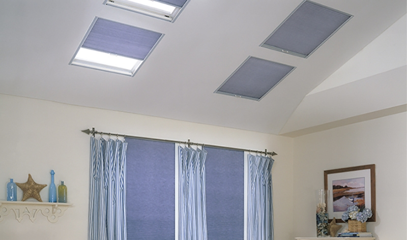 Remote Shades For Skylights