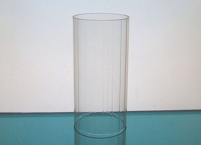 Image of: Replacement Glass Cylinder Light Shades