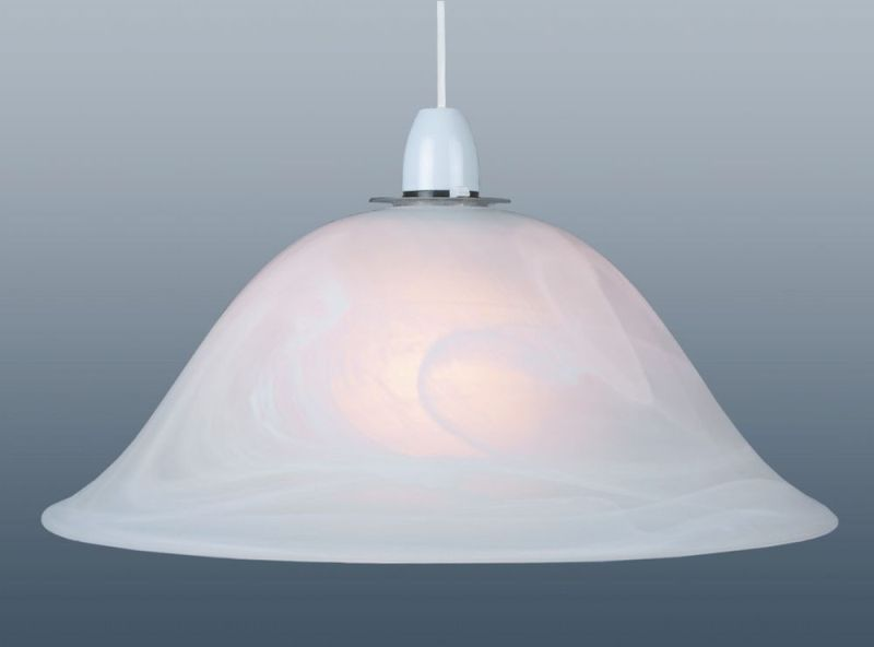 Image of: Replacement Glass Lamp Shades For Ceiling Light