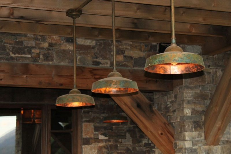 Rustic Barn Light Fixtures
