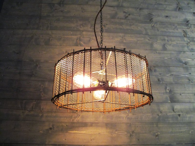Rustic Hanging Light Fixtures