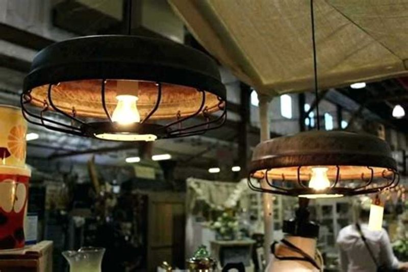 Rustic Lantern Light Fixtures