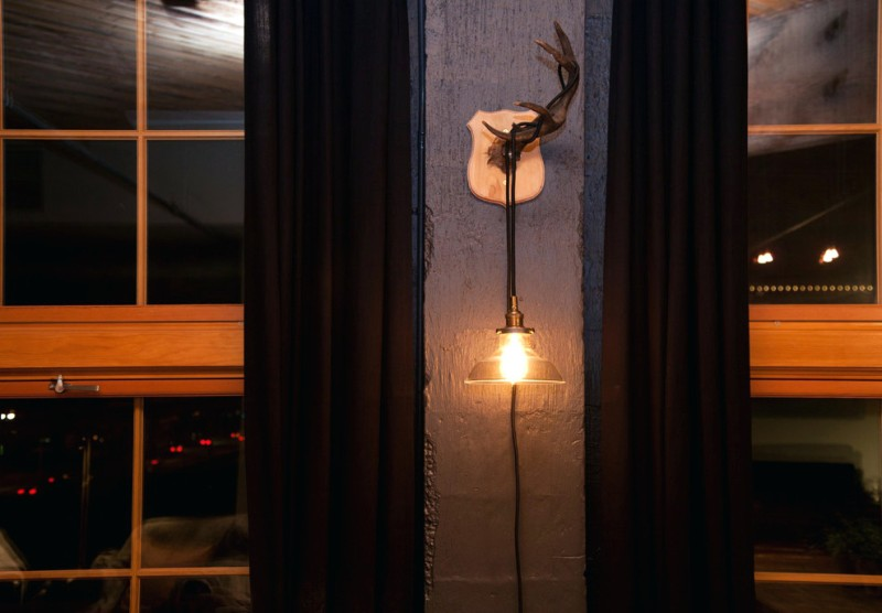 Rustic Sconce Lights