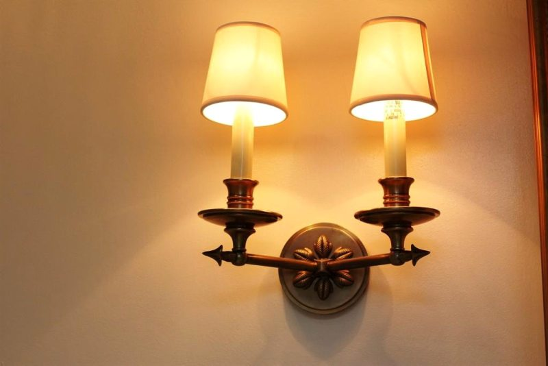 Rustic Wall Light Fixtures