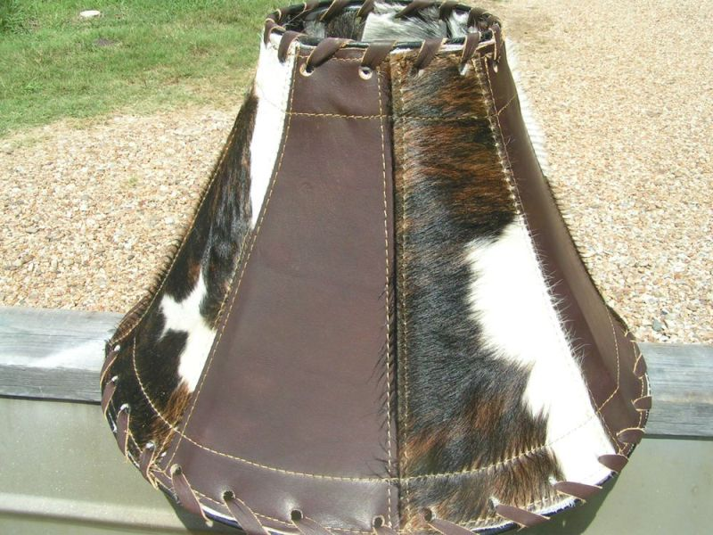 Image of: Rustic Western Lamp Shades
