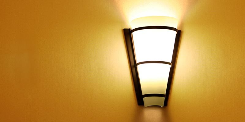 Picture of: Sconce Light