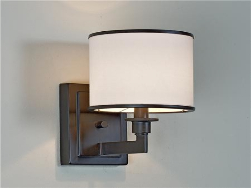 Picture of: Sconce Lighting For Bathroom