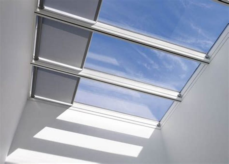 Picture of: Shades For Skylights Design