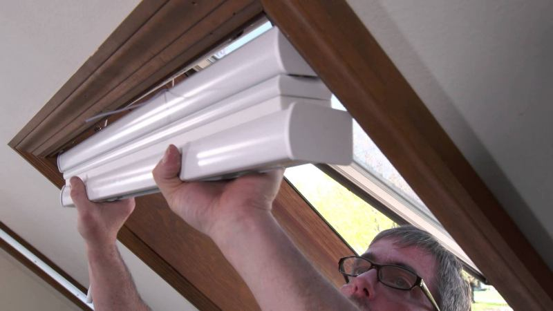 Shades For Skylights Motorized