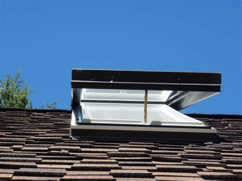 Shades For Skylights That Open
