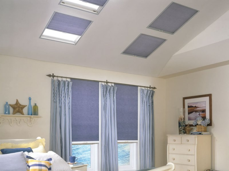 Picture of: Skylight Blackout Shade