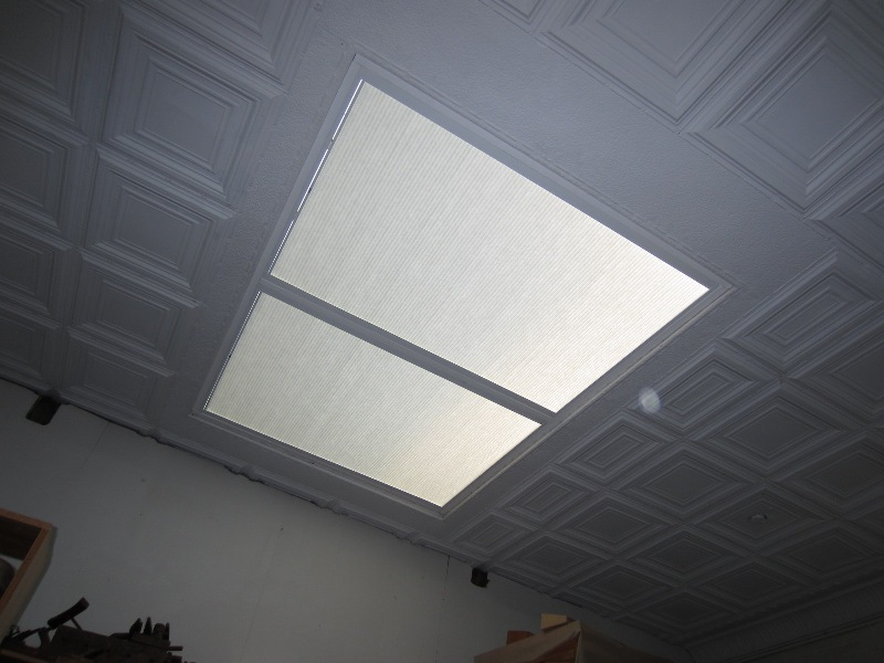 Picture of: Skylight Cellular Shade