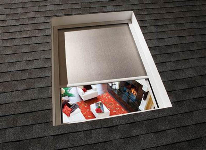 Picture of: Skylight Roller Shade