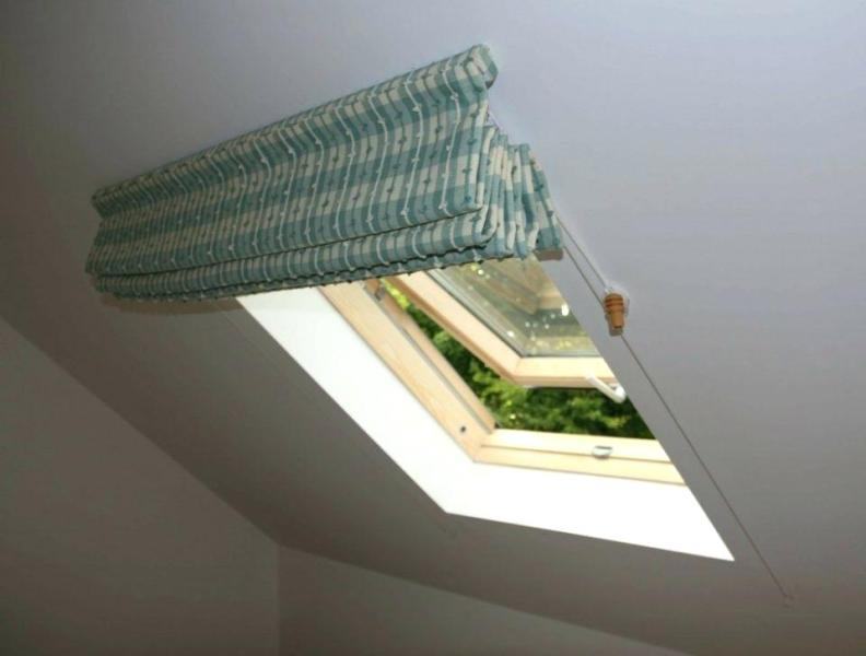Picture of: Skylight Shades Motorized