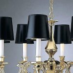 Small Black Lamp Shades For Chandeliers