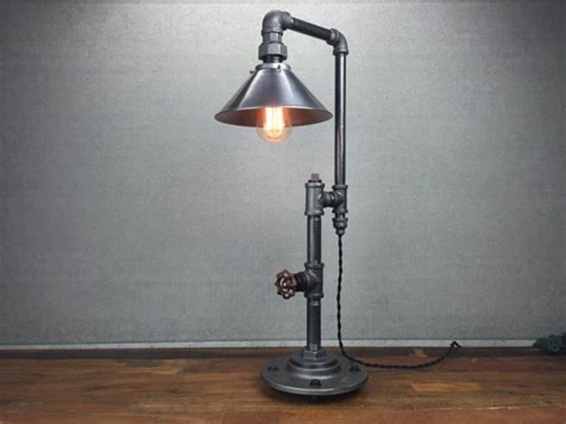 Picture of: Small Metal Lamp Shades