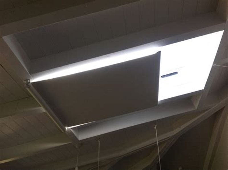 Picture of: Solar Shade Skylight