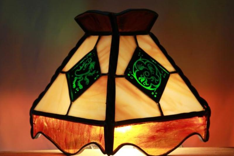 Best Stained Glass Pendant Light Shades