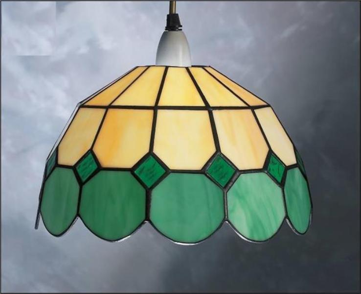 Stained Glass Pendant Light Shades