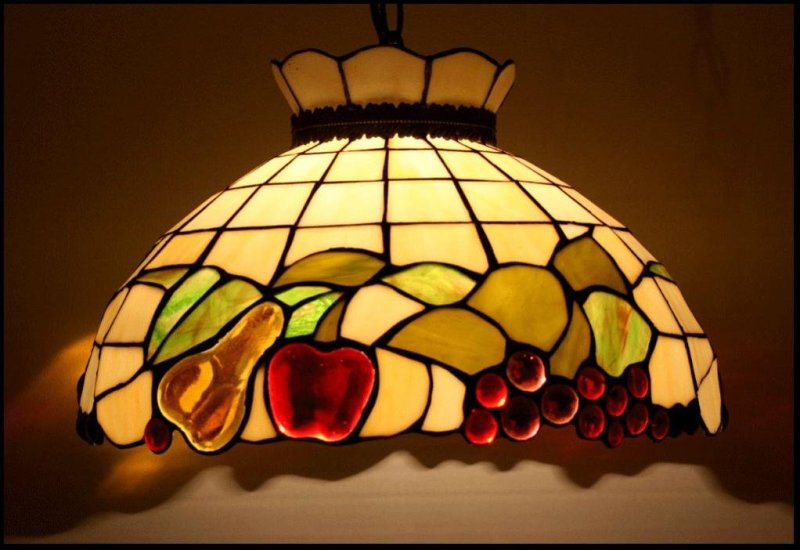Good Looking Stained Glass Lamp Shades
