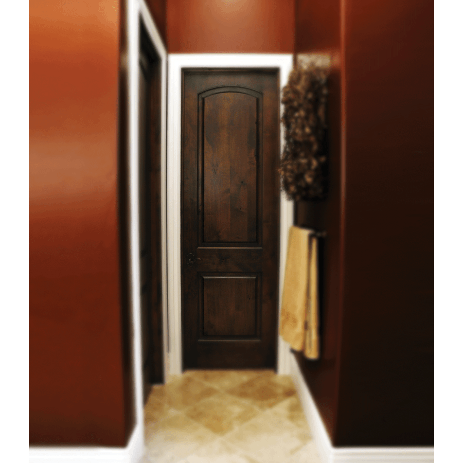 How To Adjust The 2 Panel Arch Top Interior Doors