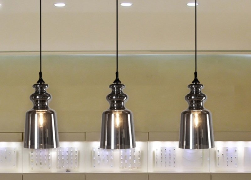 Track Lighting Pendant Shades