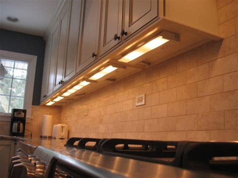 Picture of: Under Cabinet Led Lighting