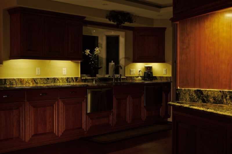 Picture of: Under Cabinet Lighting Led