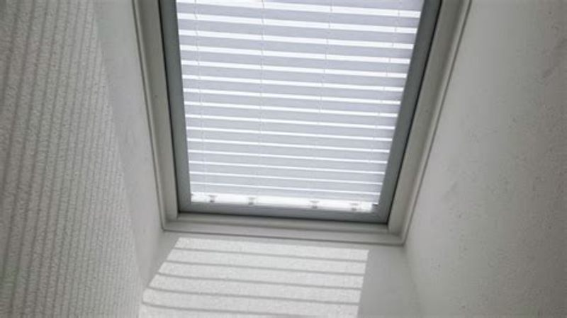 Picture of: Velux Skylight Shade Repair