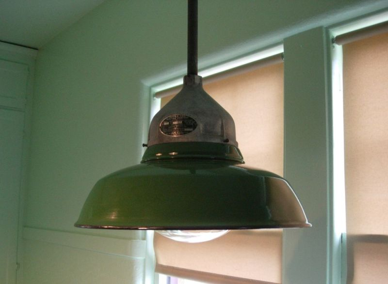 Picture of: Vintage Barn Pendant Lighting